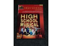 High School Musical Selections (Easy Piano) - with CD - great condition - collect from Guildford