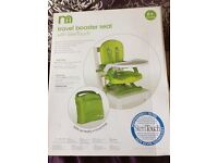 Travel Booster Seat (Mothercare)