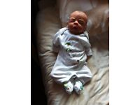 Premature Reborn Baby Doll | Mary Shortle| Good Christmas Gift