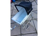 Silver cross kids doll pram