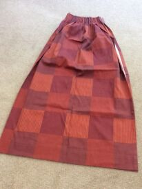 This pair of Coloroll curtains have been used but are in very good condition.