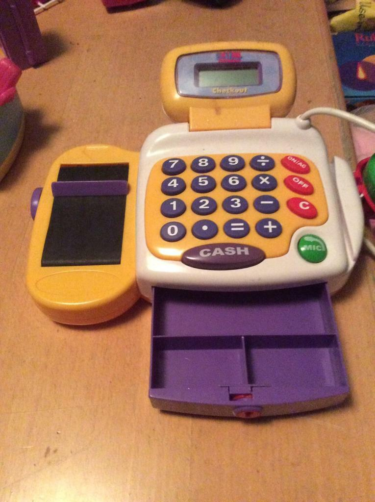 Toy cash register | in Ardrossan, North Ayrshire | Gumtree