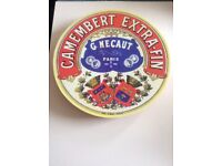 Camembert Platter Set