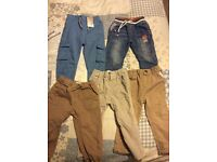 Boys 2-3 years trousers