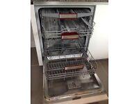 Fully intergrated Neff S717T80 Dishwasher - Ex-display
