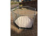 Playpen/dog cage