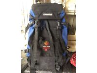 Karrimor rucksack in used condition