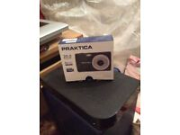 Praktica camera for sale brand new almost
