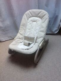 Mothercare baby rocking chair