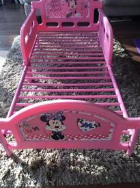 Child bed Minnie Mouse suitable to around 8/9 years