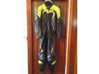 Akito 1 piece leather suit