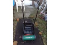Qualcast panther 30 Rotary mower.