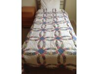 Two quilts for single beds