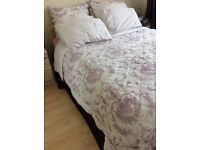 Dorma padded king size quilt
