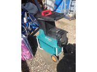 Bosch AXT 25 TC Garden Shredder / Chipper