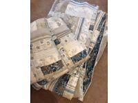 John Lewis patch work quilt