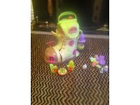 Early learning centre Happyland fairy boot