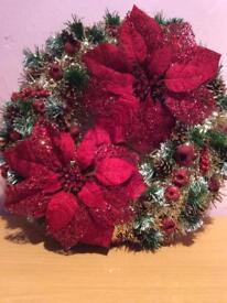 Pot pourri smelling wreath