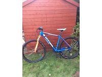 Cube aim pro 29er large frame mountain bike
