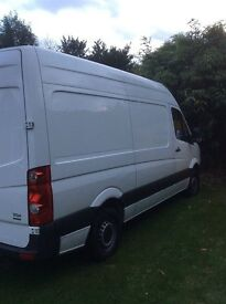 Volkswagen Grafter for sale with Tail Lift.