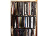 CDs collection - 300 CDs storage racks included