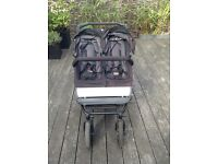 Mountain Buggy Duet Pram (side by side double)