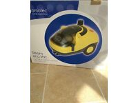 Domotec steam and vac, combined steam cleaner with vacuum