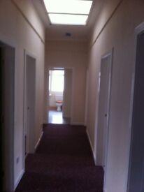 Great sized 4 bed flat - Wellesley Road, Methil