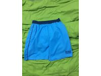Hugo Boss Blue Shorts