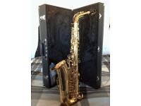 Alto Saxophone - Jupiter 500 series - Perfect working order