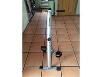 Lightweight Bi- Pedaler Exercise System