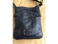 Linea weekend real leather bag