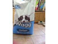 WAGG puppy biscuits