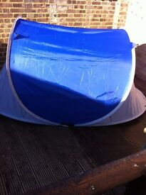 2 Person tent pop up type, clean