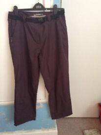 Peter Storm performance ladies walking trousers