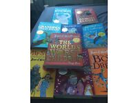 David Walliams books 9 books in total brand new not used