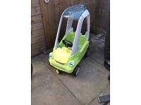 Easy turn coupe good condition