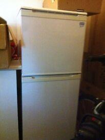 BEKO fridge freezer full size fridge and 3 shelf freezer excellent condition