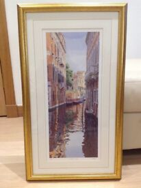 'Venetian light' painting