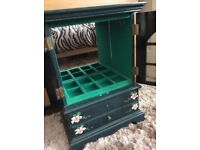 Jewellery Storage Cabinet/Curio