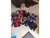 Avengers dress up comstumes 3-4yrs, 7-8yrs, 8-9yrs