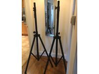 Dj heavy duty speaker stands