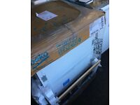 Integrated full size dishwasher new in packaging 12 months gtee