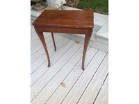 Fine Victorian ok table