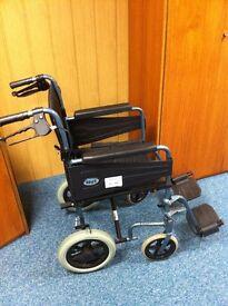 Lightweight Foldable Wheelchair. MODEL: Days Escape.