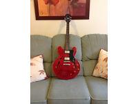 Epiphone ES-335 Dot semi-acoustic guitar