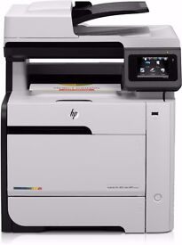 HP LaserJet Pro 400 MFP M475DN - Scanner - Copier - Printer - Bargain - RRp £650