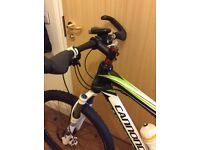 Stunning Cannondale taurine carbon mountain bike