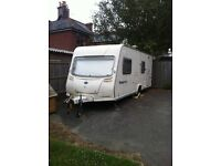 Bailey Ranger 550/6 (6 berth caravan) 2006. Good condition, with awnings & extras £6,250 ono
