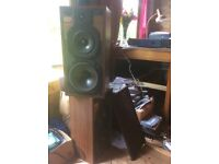 KEF Cantor III. Mid size speaker I think GWO in store for years.